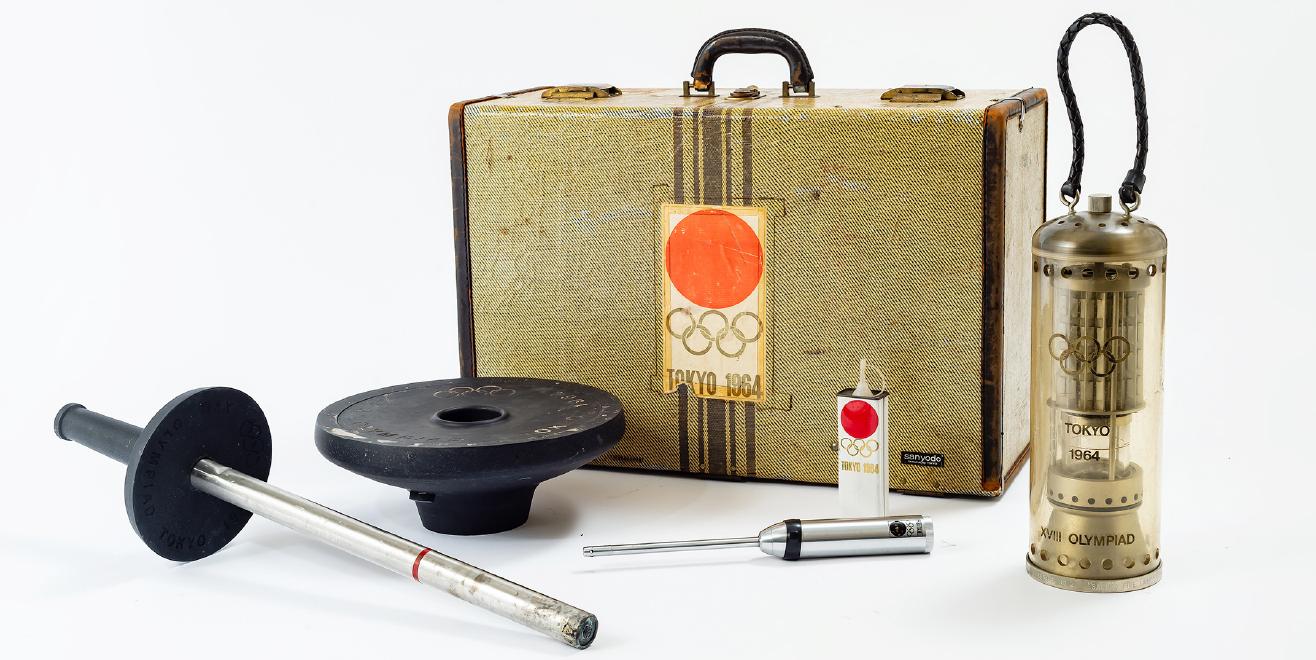 東京オリンピック聖火ケース